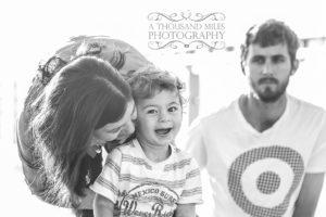 family photo shoot