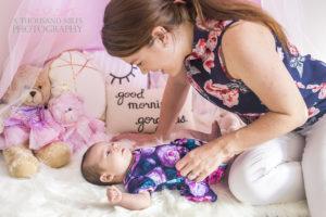 newborn pictures alexandra hills