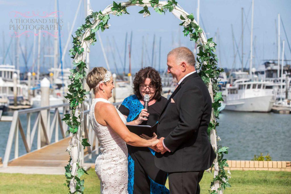 bayside wedding photography