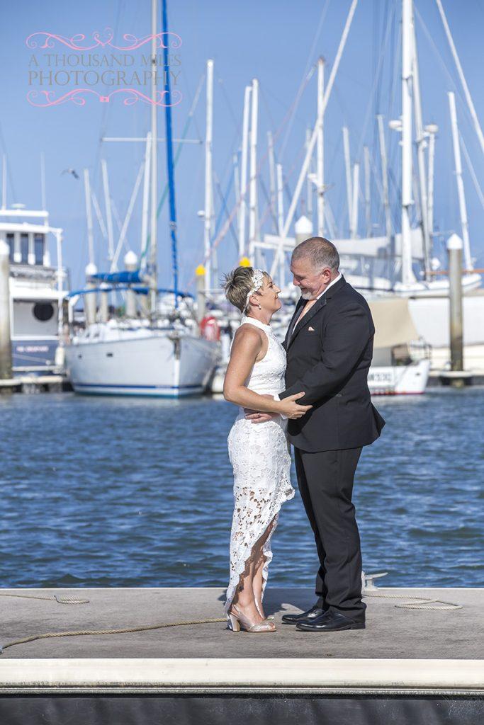 friendly wedding photographer